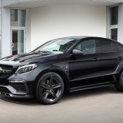 """TopCar Mercedes GLE Coupe 2 175x175 at Preview: TopCar Mercedes GLE Coupe """"Inferno"""""""