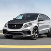 """TopCar Mercedes GLE Coupe 4 175x175 at Preview: TopCar Mercedes GLE Coupe """"Inferno"""""""