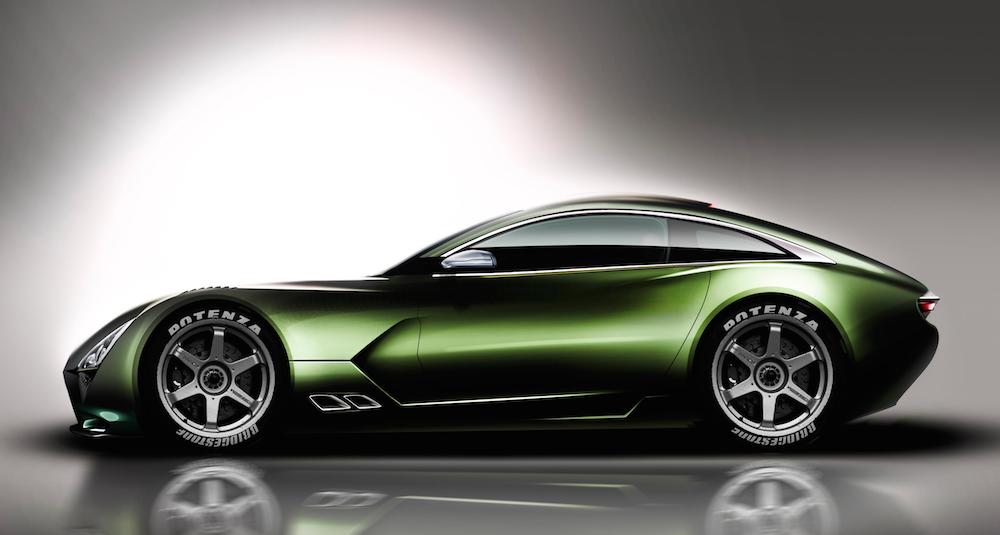 new tvr rendering at New TVR to be Produced in Wales (+New Rendering)