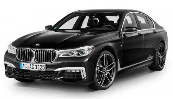 AC Schnitzer BMW 7 Series G11 1 600x343 at Preview: AC Schnitzer BMW 7 Series G11