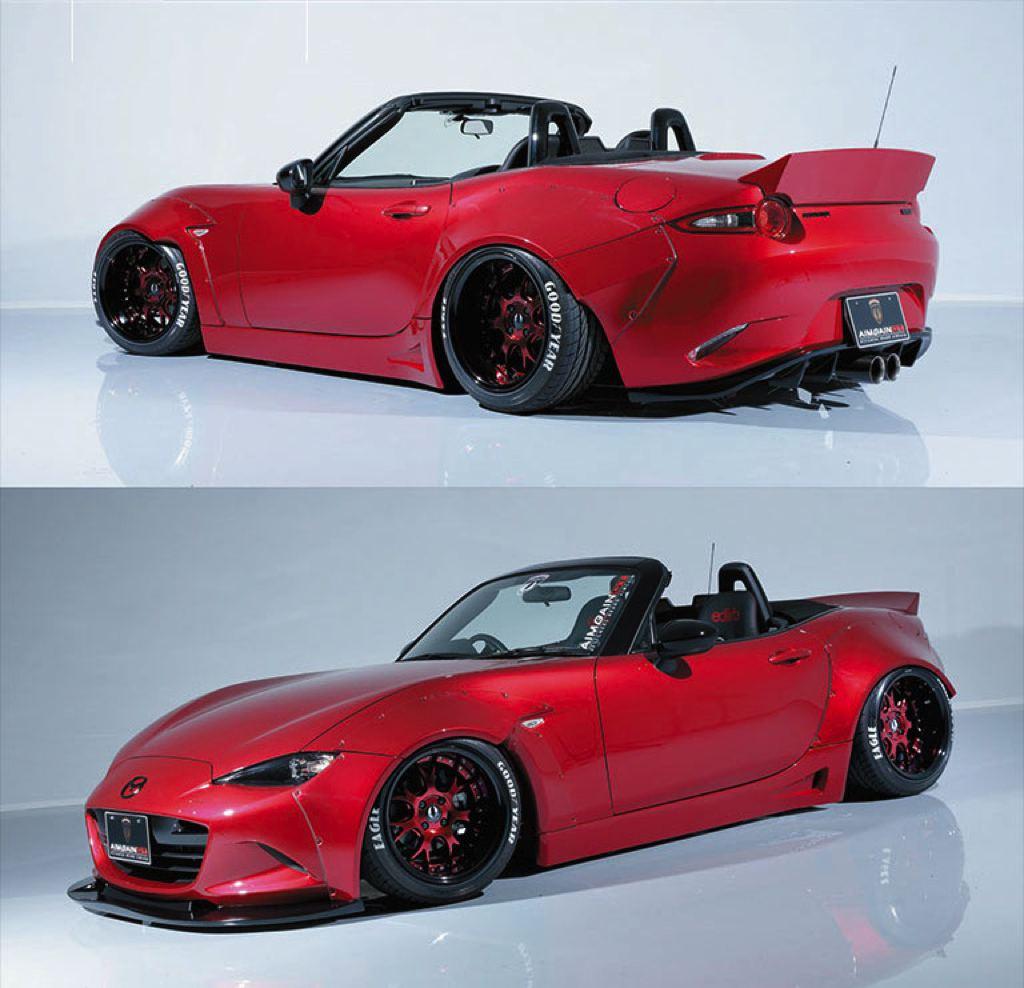 Aimgain Mazda Mx Wide Body Btm