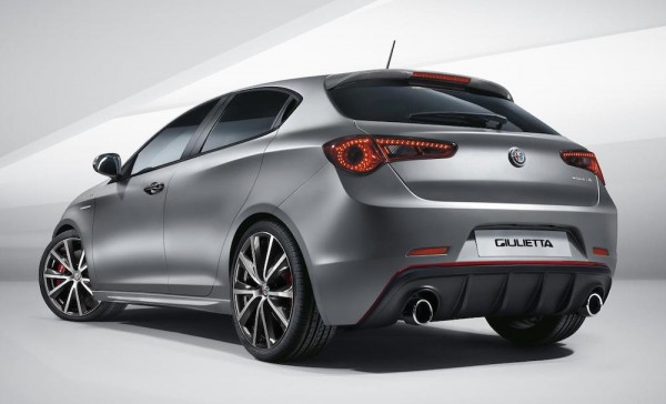 Alfa Romeo Giulietta UK 2 600x364 at Alfa Romeo Giulietta Facelift UK Pricing Revealed