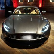 Up Close With Aston Martin DB In Tampa Bay - Aston martin tampa