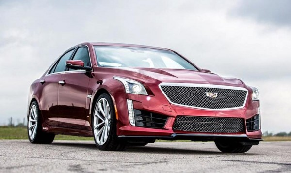 Hennessey Cadillac CTS V HPE750 0 600x357 at Official: Hennessey Cadillac CTS V HPE750