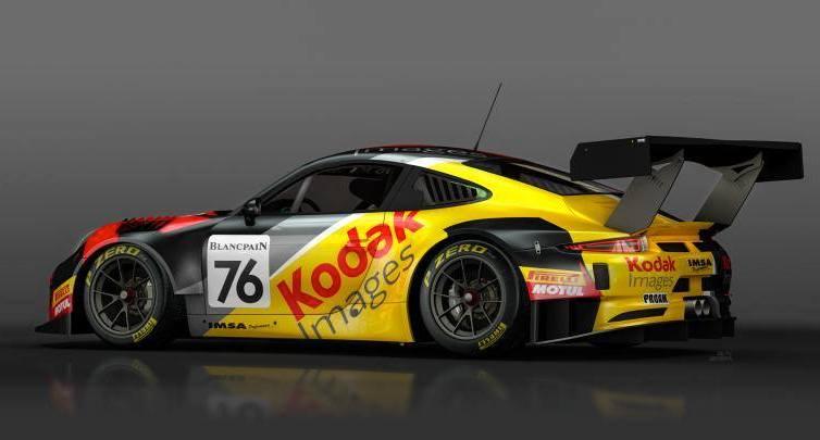 IMSA Porsche 911 GT3 R Is Serious Eye Candy