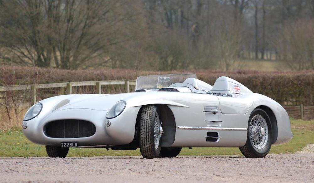 Mercedes 300 SLR Replica Spotted for Sale