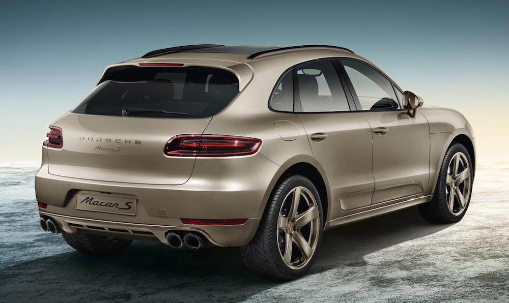 Porsche Macan S Exclusive Makes Beige Cool
