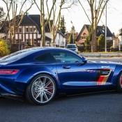 Prior Design AMG GT Vossen 12 175x175 at Prior Design Mercedes AMG GT on Vossen Wheels
