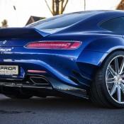 Prior Design AMG GT Vossen 13 175x175 at Prior Design Mercedes AMG GT on Vossen Wheels