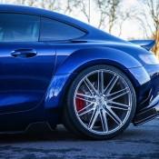 Prior Design AMG GT Vossen 14 175x175 at Prior Design Mercedes AMG GT on Vossen Wheels
