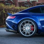 Prior Design AMG GT Vossen 2 175x175 at Prior Design Mercedes AMG GT on Vossen Wheels