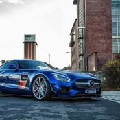 Prior Design AMG GT Vossen 9 175x175 at Prior Design Mercedes AMG GT on Vossen Wheels