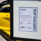 Venom GT Spyder record 2 175x175 at Hennessey Venom GT Spyder Clocks 265.6 mph