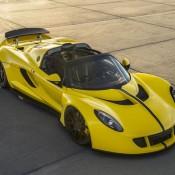 Venom GT Spyder record 5 175x175 at Hennessey Venom GT Spyder Clocks 265.6 mph