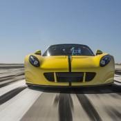 Venom GT Spyder record 9 175x175 at Hennessey Venom GT Spyder Clocks 265.6 mph