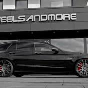 "Wheelsandmore Mercedes C63 2 175x175 at Wheelsandmore Mercedes AMG C63 ""Startrack"""
