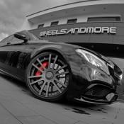 "Wheelsandmore Mercedes C63 3 175x175 at Wheelsandmore Mercedes AMG C63 ""Startrack"""