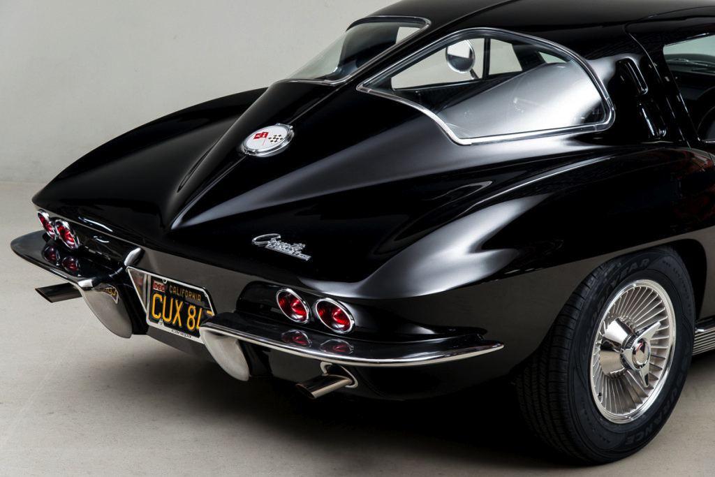 Eye Candy: 1963 Corvette Stingray