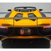 Arancio Ishtar Aventador SV 18 175x175 at Arancio Ishtar Lamborghini Aventador SV Roadster Listed for $800K!
