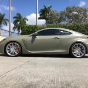 Army Green RC F 3 175x175 at Army Green RC F Is Our Kind of Lexus