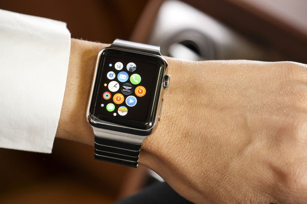 Bentley Bentayga Apple Watch 1 at Bentley Bentayga Apple Watch App Released