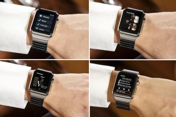Bentley Bentayga Apple Watch 2 600x400 at Bentley Bentayga Apple Watch App Released