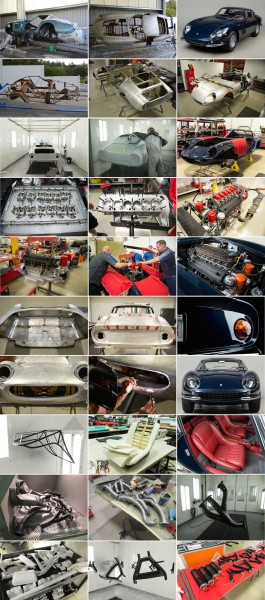 Ferrari 275 Restoration Gallery 265x600 at 1965 Ferrari 275 GTB Restored by Canepa