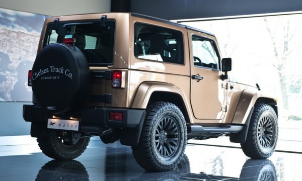 Kahn Jeep Wrangler Adventure 0 600x360 at Kahn Jeep Wrangler Adventure Edition in Copper Brown