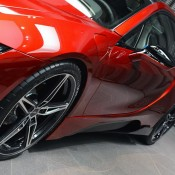 Lava Red BMW i8 11 175x175 at One Off Lava Red BMW i8 from Abu Dhabi