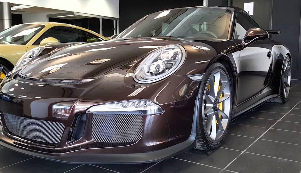 Nissan Columbus Ohio >> Spotlight: Mahogany Brown Porsche 991 GT3 RS