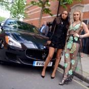 Maserati Levante UK Debut 8 175x175 at Gallery: Maserati Levante UK Debut