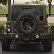 Matte Green Jeep Wrangler 10 175x175 at Spotlight: Custom Matte Green Jeep Wrangler