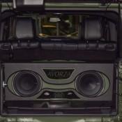 Matte Green Jeep Wrangler 15 175x175 at Spotlight: Custom Matte Green Jeep Wrangler
