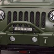 Matte Green Jeep Wrangler 5 175x175 at Spotlight: Custom Matte Green Jeep Wrangler