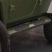 Matte Green Jeep Wrangler 6 175x175 at Spotlight: Custom Matte Green Jeep Wrangler