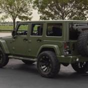 Matte Green Jeep Wrangler 8 175x175 at Spotlight: Custom Matte Green Jeep Wrangler