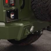 Matte Green Jeep Wrangler 9 175x175 at Spotlight: Custom Matte Green Jeep Wrangler