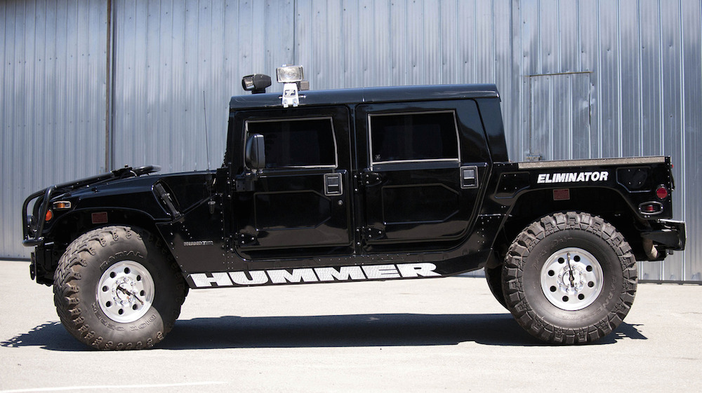 pac hummer h1 sold 1 at Tupac's Hummer H1 Sells for $337,144