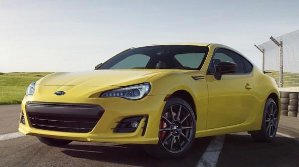 17BRZ Series.Yellow exterior 600x335 at Official: 2017 Subaru BRZ Series Yellow