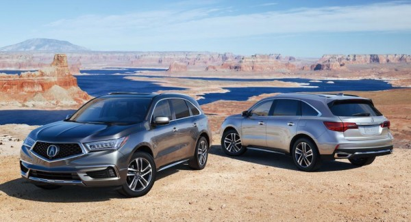 2017 Acura MDX 600x325 at Official: 2017 Acura MDX