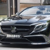 Brabus Mercedes S63 Cabriolet 850 1 175x175 at Brabus Mercedes S63 Cabriolet 850 at Le Mans