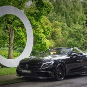 Brabus Mercedes S63 Cabriolet 850 11 175x175 at Brabus Mercedes S63 Cabriolet 850 at Le Mans