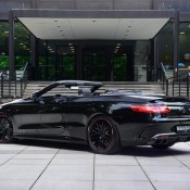 Brabus Mercedes S63 Cabriolet 850 12 175x175 at Brabus Mercedes S63 Cabriolet 850 at Le Mans