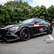 Brabus Mercedes S63 Cabriolet 850 15 175x175 at Brabus Mercedes S63 Cabriolet 850 at Le Mans