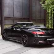 Brabus Mercedes S63 Cabriolet 850 2 175x175 at Brabus Mercedes S63 Cabriolet 850 at Le Mans