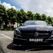 Brabus Mercedes S63 Cabriolet 850 21 175x175 at Brabus Mercedes S63 Cabriolet 850 at Le Mans