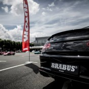 Brabus Mercedes S63 Cabriolet 850 25 175x175 at Brabus Mercedes S63 Cabriolet 850 at Le Mans