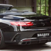 Brabus Mercedes S63 Cabriolet 850 3 175x175 at Brabus Mercedes S63 Cabriolet 850 at Le Mans
