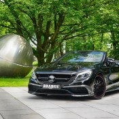 Brabus Mercedes S63 Cabriolet 850 4 175x175 at Brabus Mercedes S63 Cabriolet 850 at Le Mans
