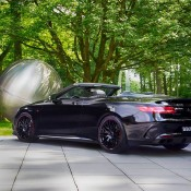 Brabus Mercedes S63 Cabriolet 850 6 175x175 at Brabus Mercedes S63 Cabriolet 850 at Le Mans